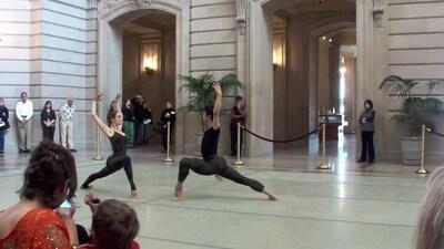 dance ballet outdoor  dancers royal city ballet