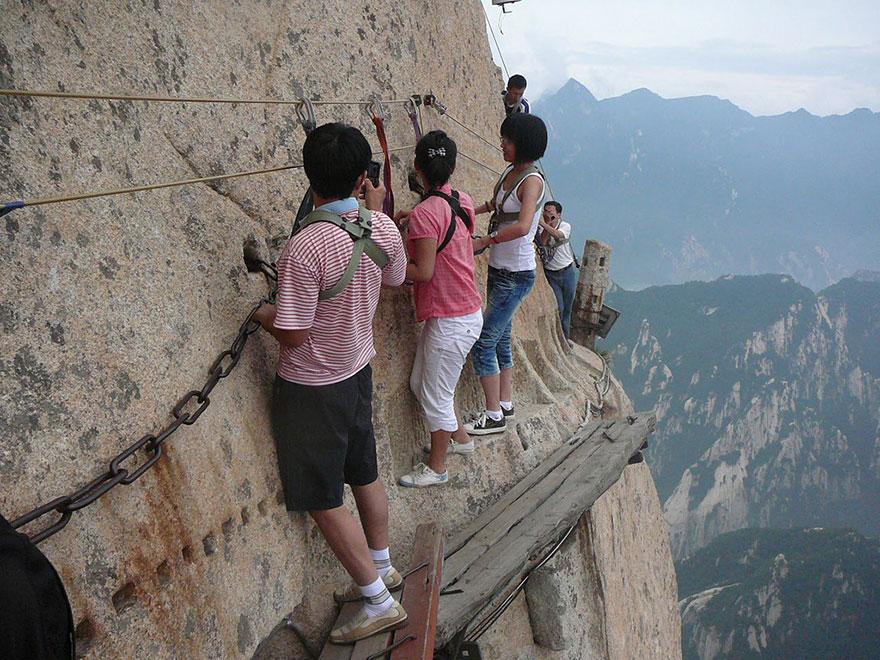 14 des passages les plus impressionnants de Chine