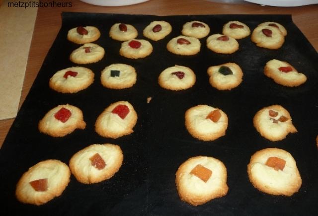 Desserts de Noël.