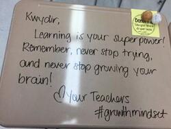 Encourager les élèves (2)