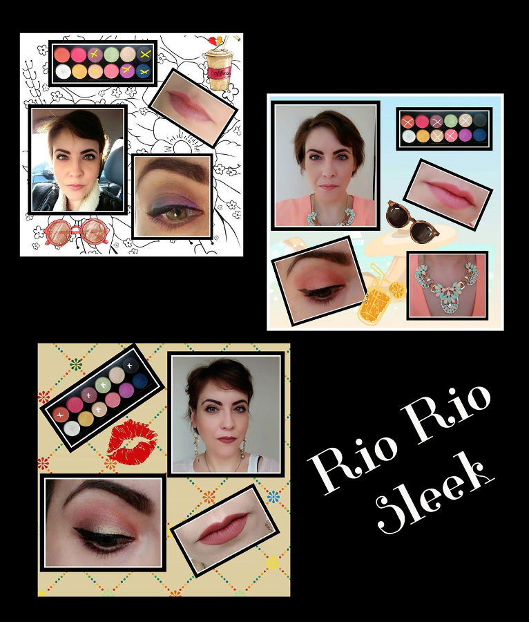 Rio Rio une semaine de maquillage ... ou pas !