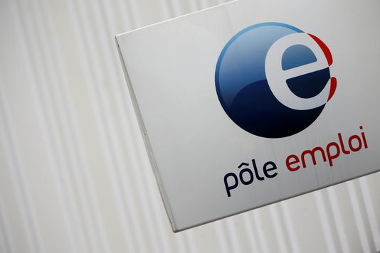 Dans une agence de Pôle emploi, à Paris, en 2013.
