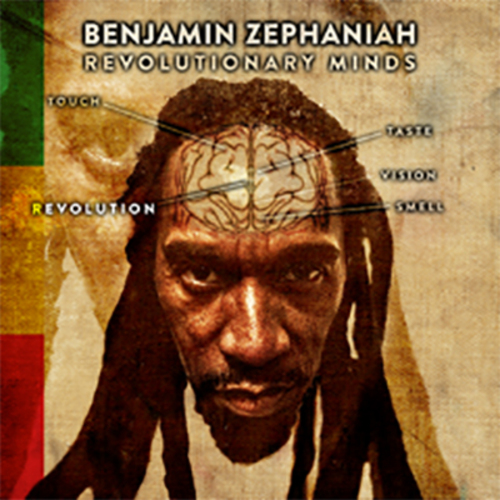 Benjamin Zephaniah - Revolutionary Minds (2017) [Alternative Reggae]