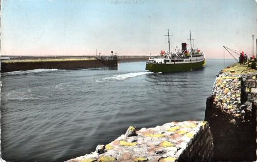 Port et bateaux 2