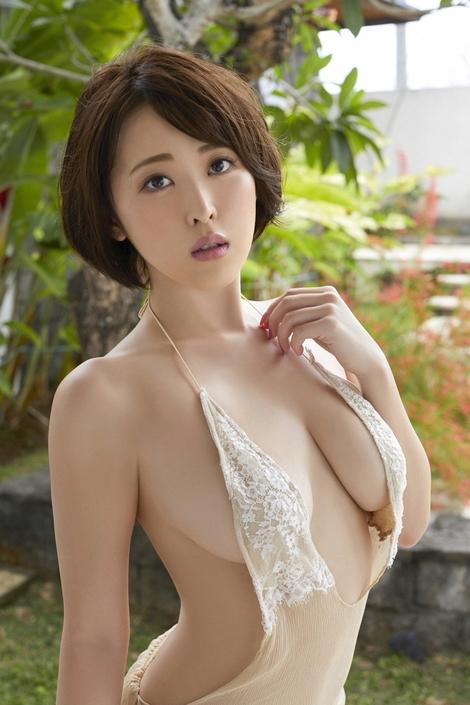 WEB Gravure : ( [Visual WEB S] - | Vol.797 | Sara Oshino : 魅惑のSライン )