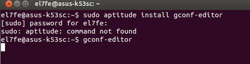 Ubuntu 12.04 : Remettre les boutons des fenêtres gnome à droite !