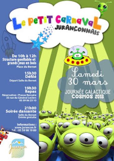 Le Petit Carnaval Jurançonnais 2013 jurançon béarn