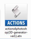 Tutoriel pour Utilisation Styles ou Actions Photoshop