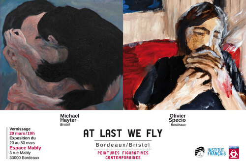 At last we fly / Olivier Specio et Michael Hayter