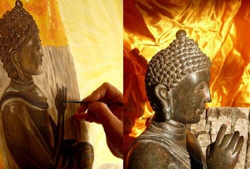 Le Bouddha de l'inspiration
