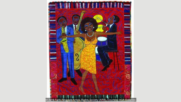 BBC Culture: Faith Ringgold the Artist who Captured he Soul of the US