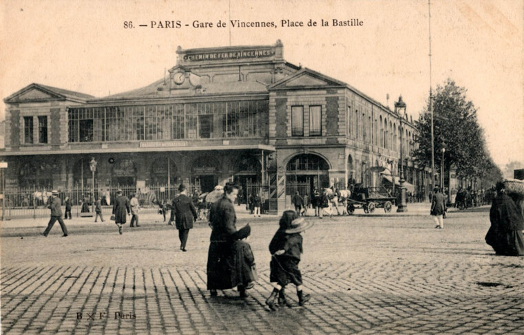 Le Viaduc des Arts, Paris 12ème