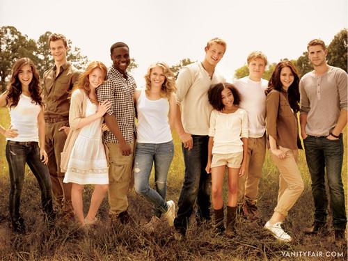 Au cinéma hier soir [Hunger Games]