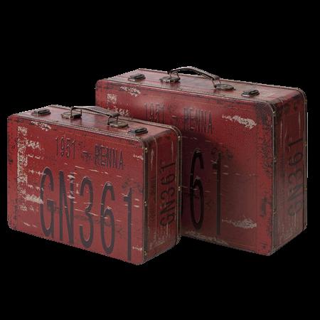 tubes valises