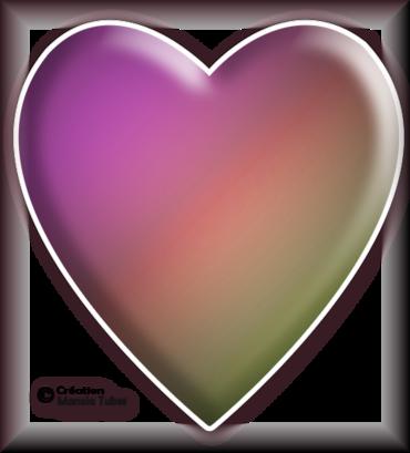 Tube cœur 2834