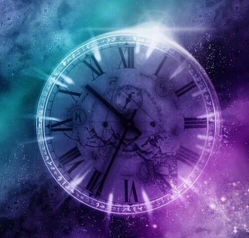laisse courir le temps....
