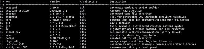 Installer Netdata sur Debian Jessie