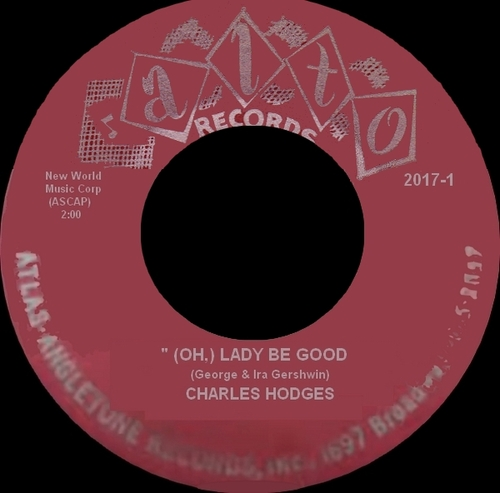 "Charlie Hodges : CD "" Charles' Shing-A-Ling "" Soul Bag Records DP 150 [ FR ]"