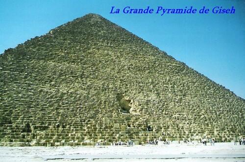 Mystères de la grande pyramide