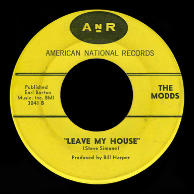 Modds : Leave My House (1966)