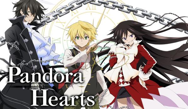 """Résultat de recherche d'images pour """"pandora hearts"""""""