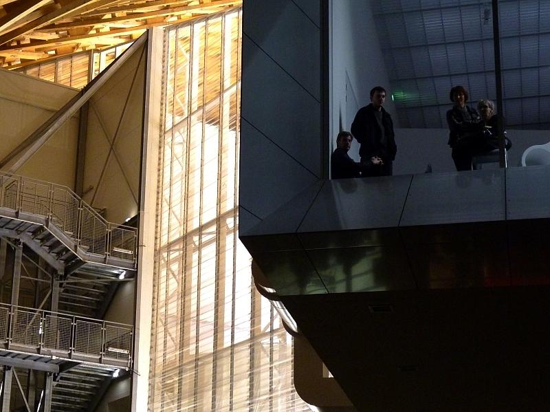 Le toit du CPM