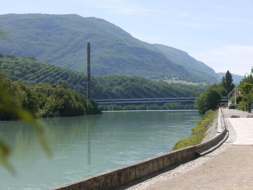 Autre pont suspendu