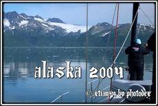 Montage audiovisuel sur la Péninsule de Kenaï et le Prince William Sound en Alaska de 24 minutes 27