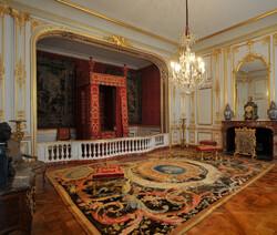 Chambord - Chambre du Roi
