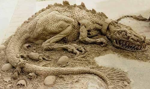 Ilana Yahav - Sand Fantasy