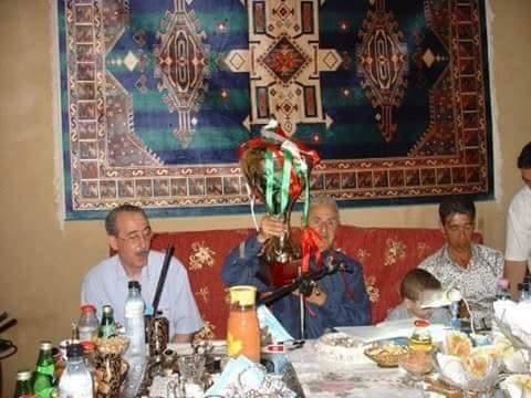 Chaâbi et le Mouloudia: Amar Zahi