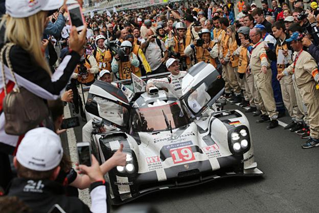 Le Mans 2015 I