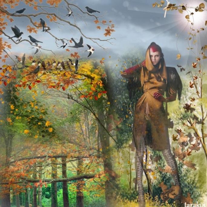 « L'automne aussi est quelque chose qui commence. » - Paul Claudel