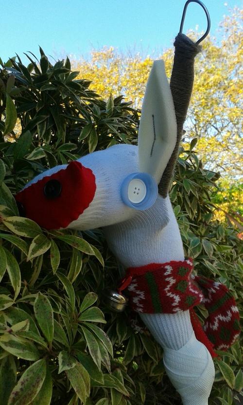 Rodolph, le premier renne du Père Noel