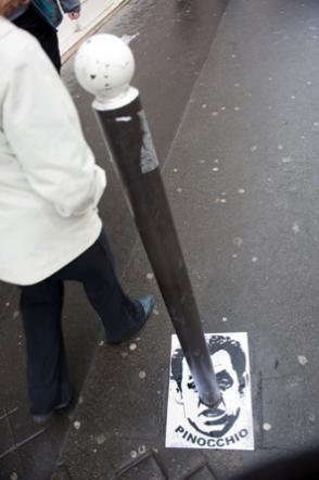 Nicolas Sarkozy désavoué au premier tour
