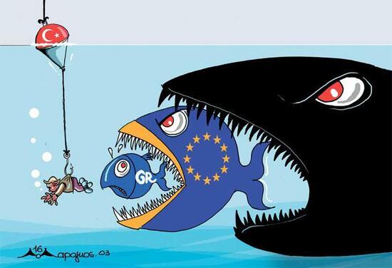 Sommet Union Eurpéenne - Turquie