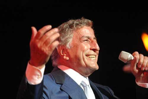 Tony Bennett's NDE occurred years before his career comeback.