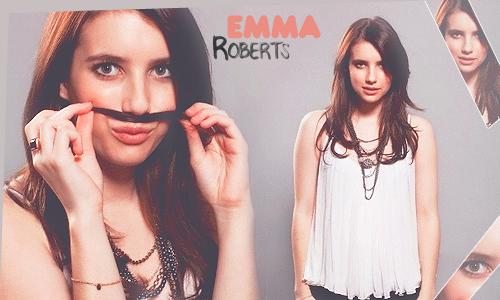 Blend Emma Roberts