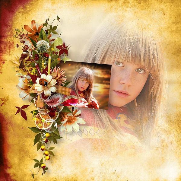 Autumn Dreamer by Angel's Designs