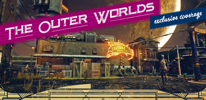 NEWS : The Outter Worlds, sortie et prix*
