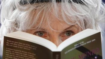 La Canadienne Alice Munro a obtenu le Prix Nobel de littérature 2013