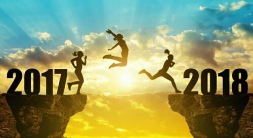 Resolusi Tahun 2018: Jangan Lupakan Rosolusi 2017 yang Gagal