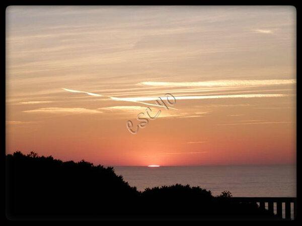 Autre coucher de soleil !