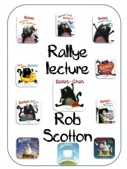RALLYE LECTURE - ROB SCOTTON