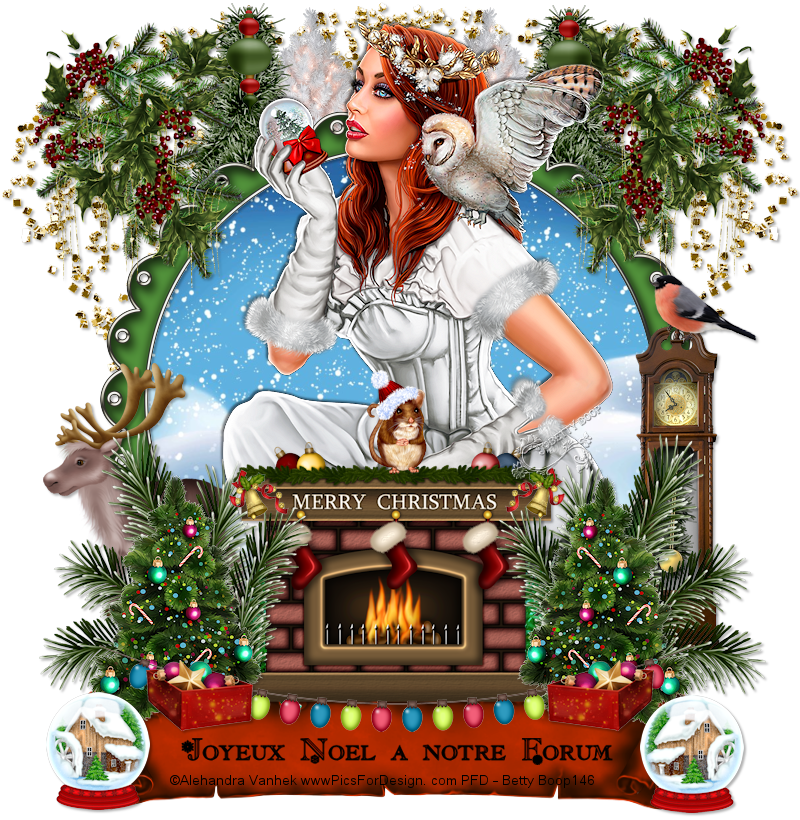Défi Mère Noël 12