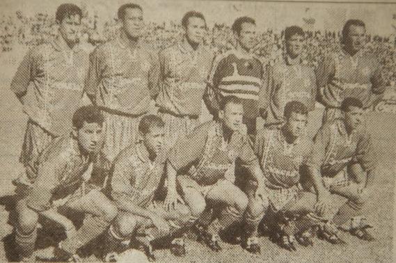 MCA-CRB 2-2 saison 1998/1999