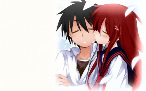 Tsuki + bisous