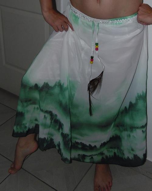 Une jupe originale pour cet été
