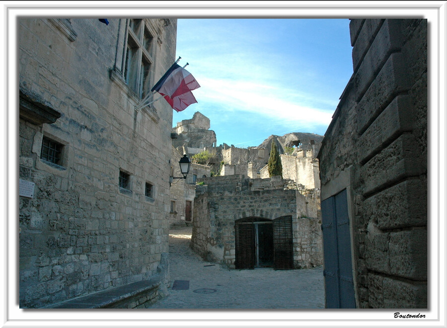 Les Baux de Provence : série 1