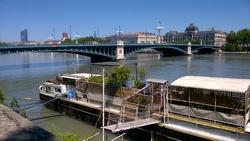 Au fil du Rhône et de ma ville